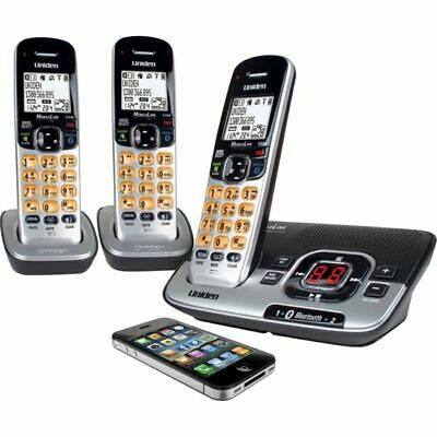 DECT3236+2 Bluetooth Dect Cordless Phone Uniden When a Power Failure Occurs, the