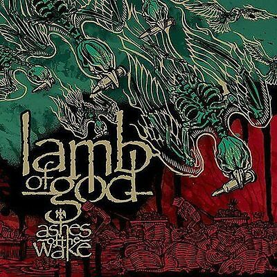 Lamb of God : Ashes of the Wake (Clean Version) [us Import] CD (2004)