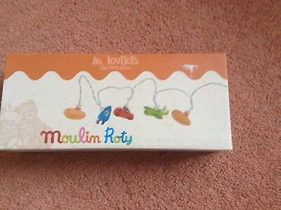 Moulin Roty String Of Fairy Lights Free Shipping