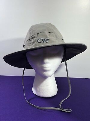 55b3cea9b OUTDOOR RESEARCH SOMBRIOLET Sun Hat, Fatigue, Medium, Sun Protection ...