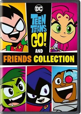 Teen Titans Go! And Friends Collection [New DVD] 2 Pack, Eco Amaray Case