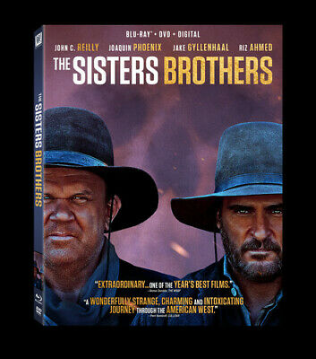 The Sisters Brothers [New Blu-ray] With DVD, Digital Copy