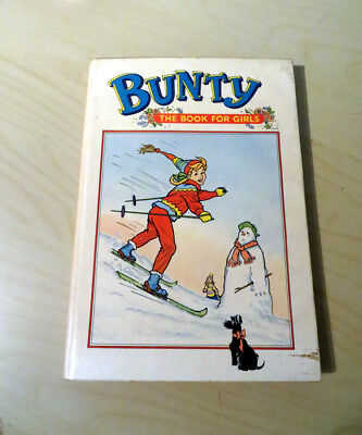 Bunty The Book For Girls - 1963 Annual - Very Good Condition - Vintage Book