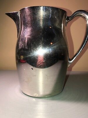 Vintage Silver-Plated Pitcher from Poole Silver Company
