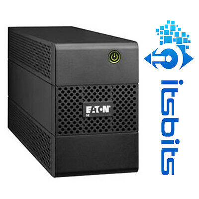 EATON 5E650i-USB-AU UPS 650VA 360W STANDBY POWER 2x AUSTRALIAN CONNECTIONS USB