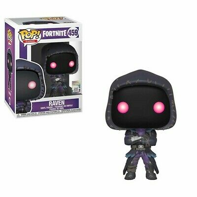 FUNKO POP! GAMES: Fortnite S2 - Raven [New Toys] Vinyl Figure