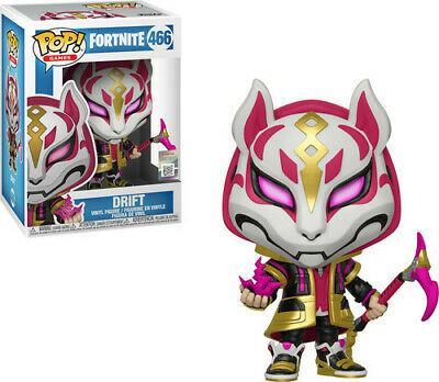 FUNKO POP! GAMES: Fortnite S2 - Drift [New Toys] Vinyl Figure