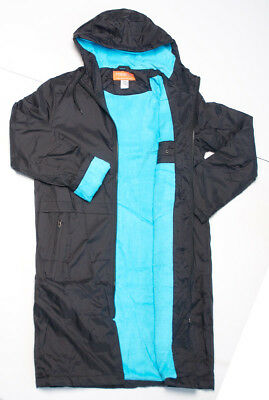 Towelling RAPPCO Swimming Parka/ Swimming Robe/SwimmingJacket/Deck Coat/ Unisex