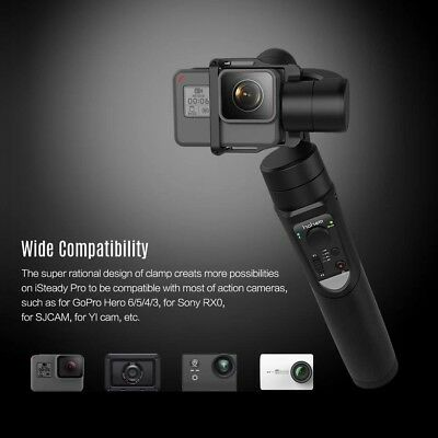 Hohem iSteady PRO 3-Axis Handheld Gimbal Stabilizer for GoPro Hero
