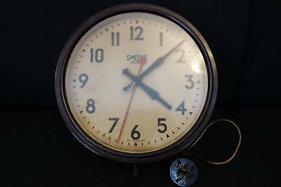 Vintage Smiths 'Sectric' Electric wall clock