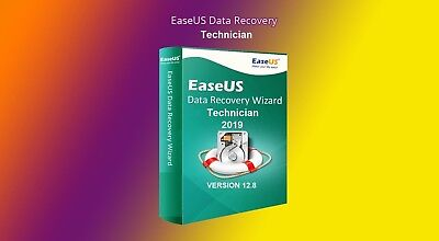 Easeus Data Recovery Wizard 12.8 Technician + Serial Key Life Time Activation