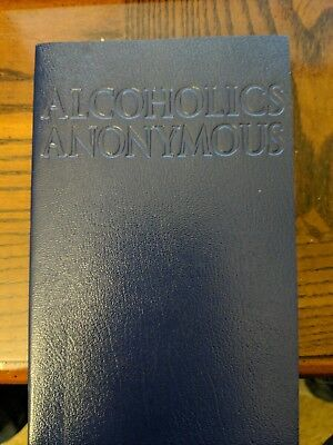 alcoholics anonymous the big book spanish edition hardcover