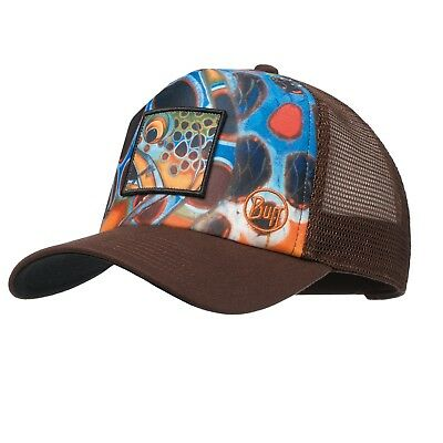 BUFF Trucker Cap - Trucker-Style Fishing Hat feat. Derek DeYoung Graphics 8e86fbb01dd7