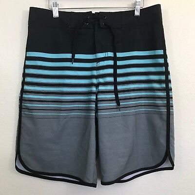 eceff60713cdd Mens Size 34 Mossimo Supply Co Swimsuit Board Shorts Swim Trunks Surf Beach