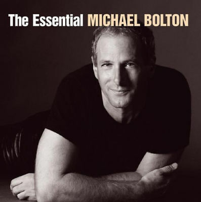 MICHAEL BOLTON The Essential 2CD BRAND NEW SEALED Best Of Greatest Hits