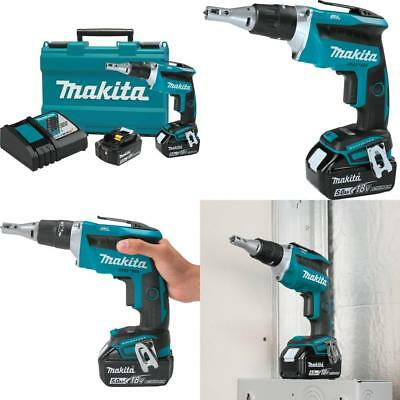 Makita XSF03T 18V LXT Lithium-Ion COMPACT Brushless Cordless Drywall...