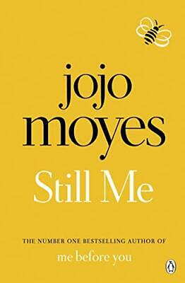 Still Me by Jojo Moyes New Paperback / softback Book