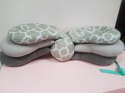 Baby Breastfeeding/Nursing Support pillow in immaculate condition