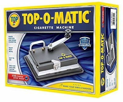 Top O Matic Cigarette Tobacco Machine - RYO Top-O-Matic King Size & 100MM Metal