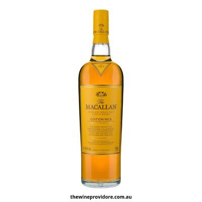 New The Macallan Edition No.3