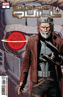 OLD MAN QUILL #1 (OF 12) (2019) - Regular Cover - New Bagged
