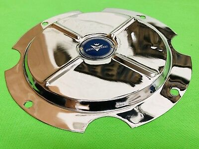 Super Lusso 10 Inch Wheel Disc Cover Vigano Lambretta Logo