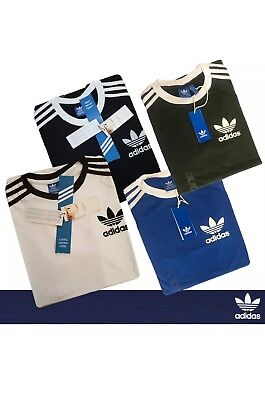 Adidas Originals T Shirt Men's California Crew Neck Short Sleeve (BNWT)