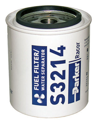 WATER SEPARATOR RACOR #S3221UL SPIN-ON MARINE GASOLINE FUEL FILTER #S6734