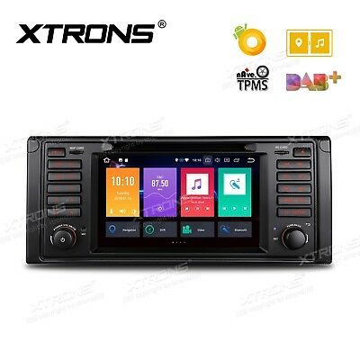 """7"""" Android 8.0 Octa-Core 32GB ROM + 4G RAM BMW 5 series / 7 series Car Auto Play"""