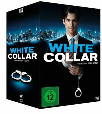White Collar Die komplette Serie Box  Staffel 1-6 22 DVDs 1 2 3 4 5 6 NEU OVP