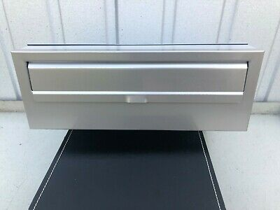 Through the Wall post box letterbox stainless steel with Adjustable Mail chute
