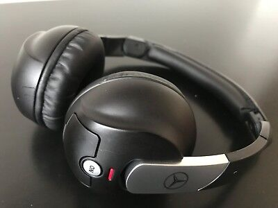 mercedes benz wireless headphones