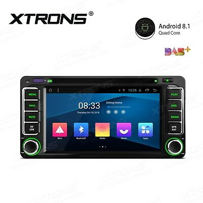 """6.2"""" Android 8.1 DDR3 1G RAM +16GB ROM GPS Navigation Multimedia TOYOTA"""