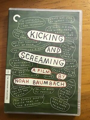 Kicking And Screaming Criterion Collection DVD