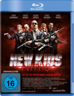 Various-New Kids Nitro - (German Import) Blu-Ray Nuevo