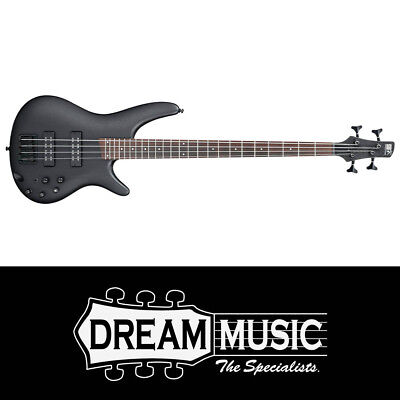 Ibanez SR300EB WK Electric Bass Weathered Black 2019 SAVE $140 off RRP$699