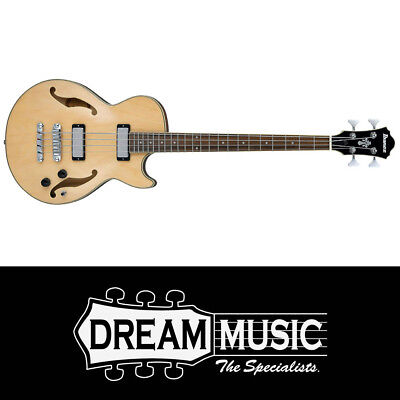 Ibanez AGB200 NT Electric Bass Guitar Natural 2019 SAVE $240 off RRP$1199