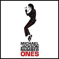 MICHAEL JACKSON - NUMBER ONES NEW CD - 18 TRACK BEST OF GREATEST fast freepost