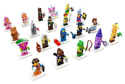 LEGO ® MINIFIGURES 71023 The LEGO ® Movie 2 Boscaiolo di Latta No 19