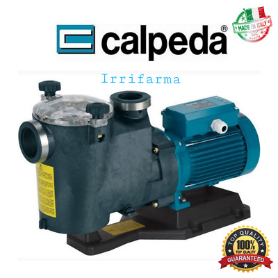 ELETTROPOMPA POMPA PER PISCINA FLORENCE 900 HP 1,2 VOLT 220 LEPORIS RELAX 900