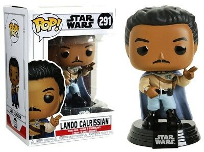 Star Wars - Pop! - General Lando Calrissian n°291 - Funko