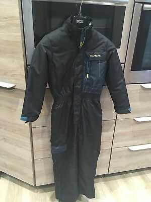 7a75e56c2226 BOYS BLACK DARE 2B Technical Ski Suit Snow Suit All In One Age 7 - 8 ...
