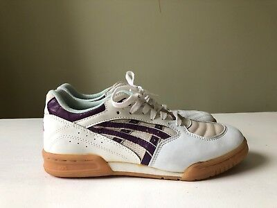 VINTAGE 80'S 90'S Asics Gel Court Trainers Athletic Sneakers