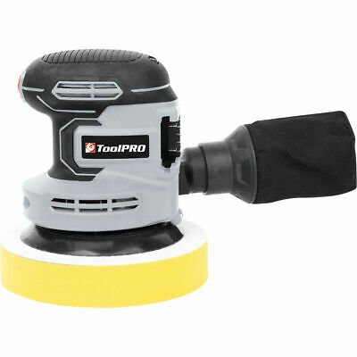 ToolPro 2 in 1 Rotary Polisher and Sander - 18V