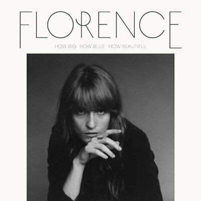 Florence + The Machine - How Big, How Blue, How Beautiful (Deluxe) CD NEW