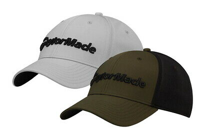Taylormade Performance Cage Hat Mens Fitted Golf Cap - New 2019 - Pick  Color! 886edd317794