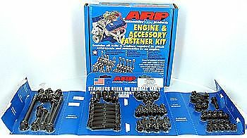 Arp Engine & Accessory Fastener Kit 554-9803 Ford 351 Windsor Black Oxide