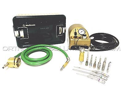Medtronic Midas Rex Legend Set with VO3 Pneumatic Drill *With Warranty*