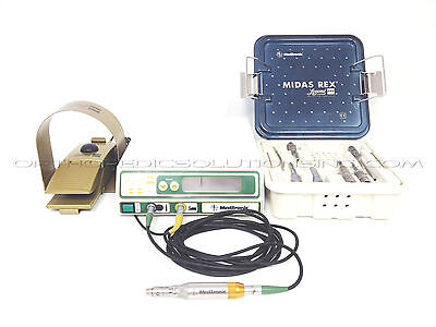 Medtronic Midas Rex Legend EHS Electric Set *With Warranty*