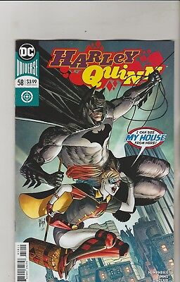 Dc Comics Harley Quinn #58 April 2019 1St Print Nm